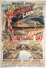 The Most Signifcant and Grandest Spectacle of Modern Times; Chicago Day Broadside, 1893 (ichi-25164)