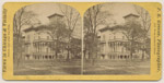 George F. Rumsey House before the Fire; P. B. Greene, Stereograph, ca. 1871 (ichi-29595)