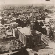 View from Court House Cupola--South/Southwest; Alexander Hesler, Photograph, 1858 (ichi-05730)