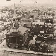 View from Court House Cupola, South/Southeast; Alexander Hesler, Photograph, 1858 (ichi-05732)